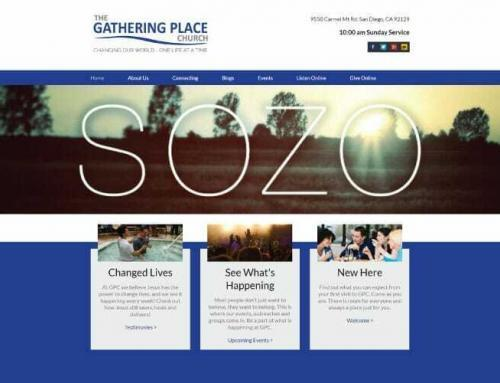 Another Affordable Church Websites