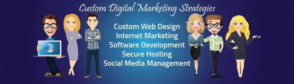 Salterra specializes in Affordable Web Design and Affordable Internet Marketing Image