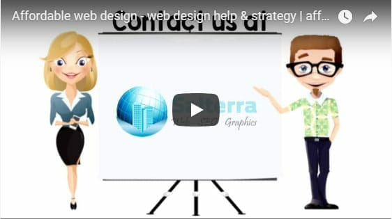 Salterra Web Design Video Image