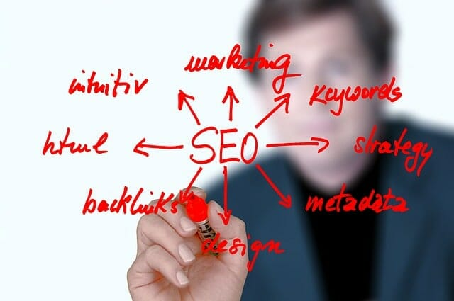 Organic Link Building by Salterra Affordable SEO Company in Scottsdale