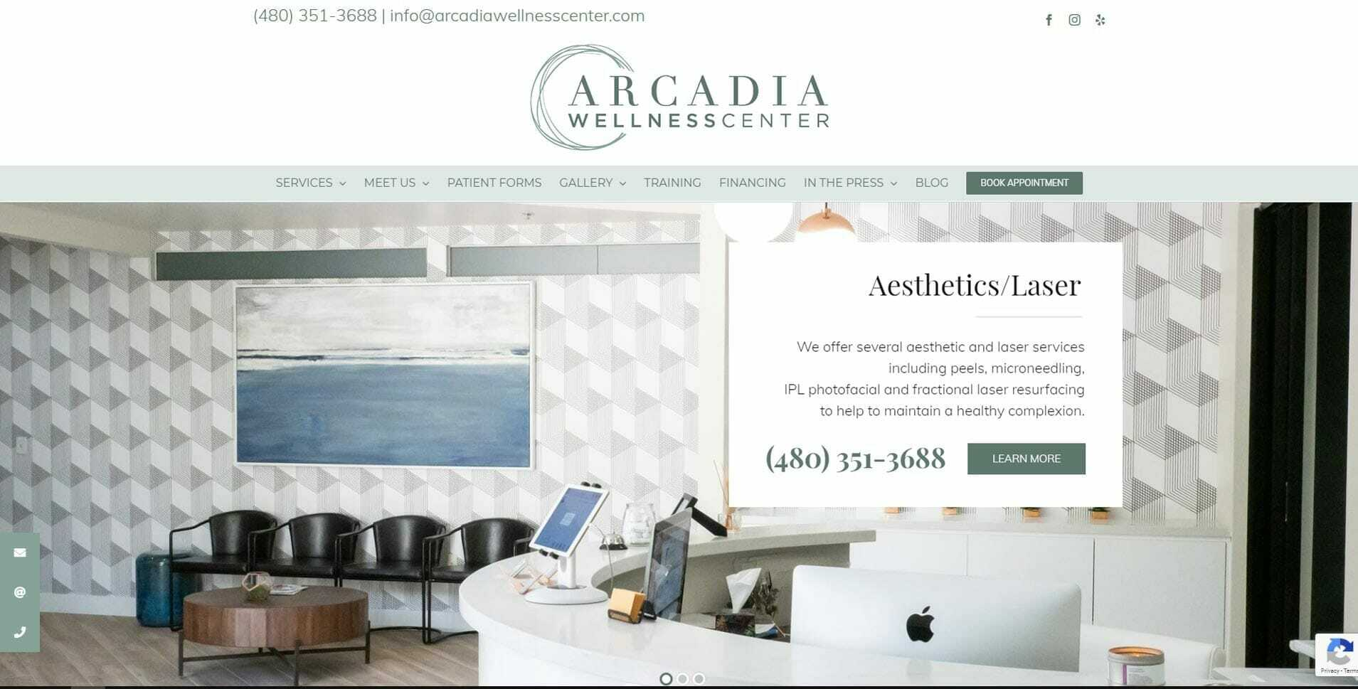 Arcadia Wellness Center