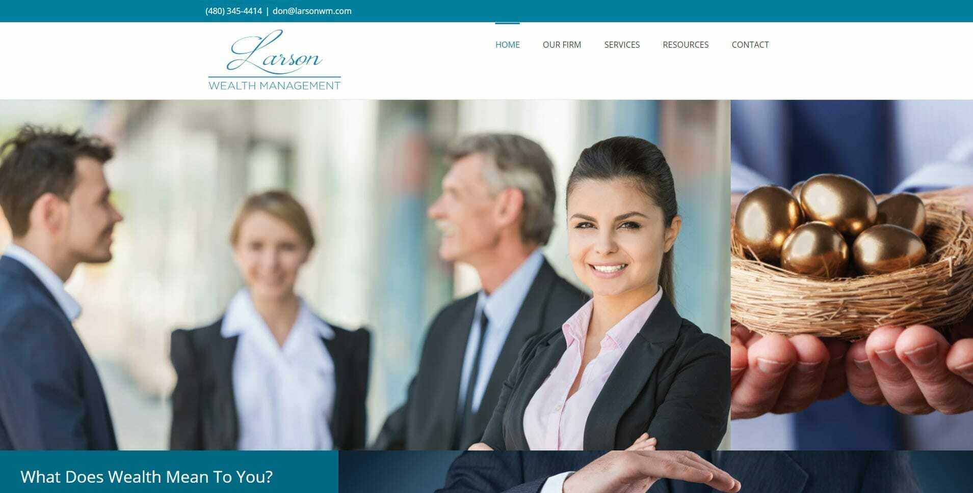 Larson Wealth Management
