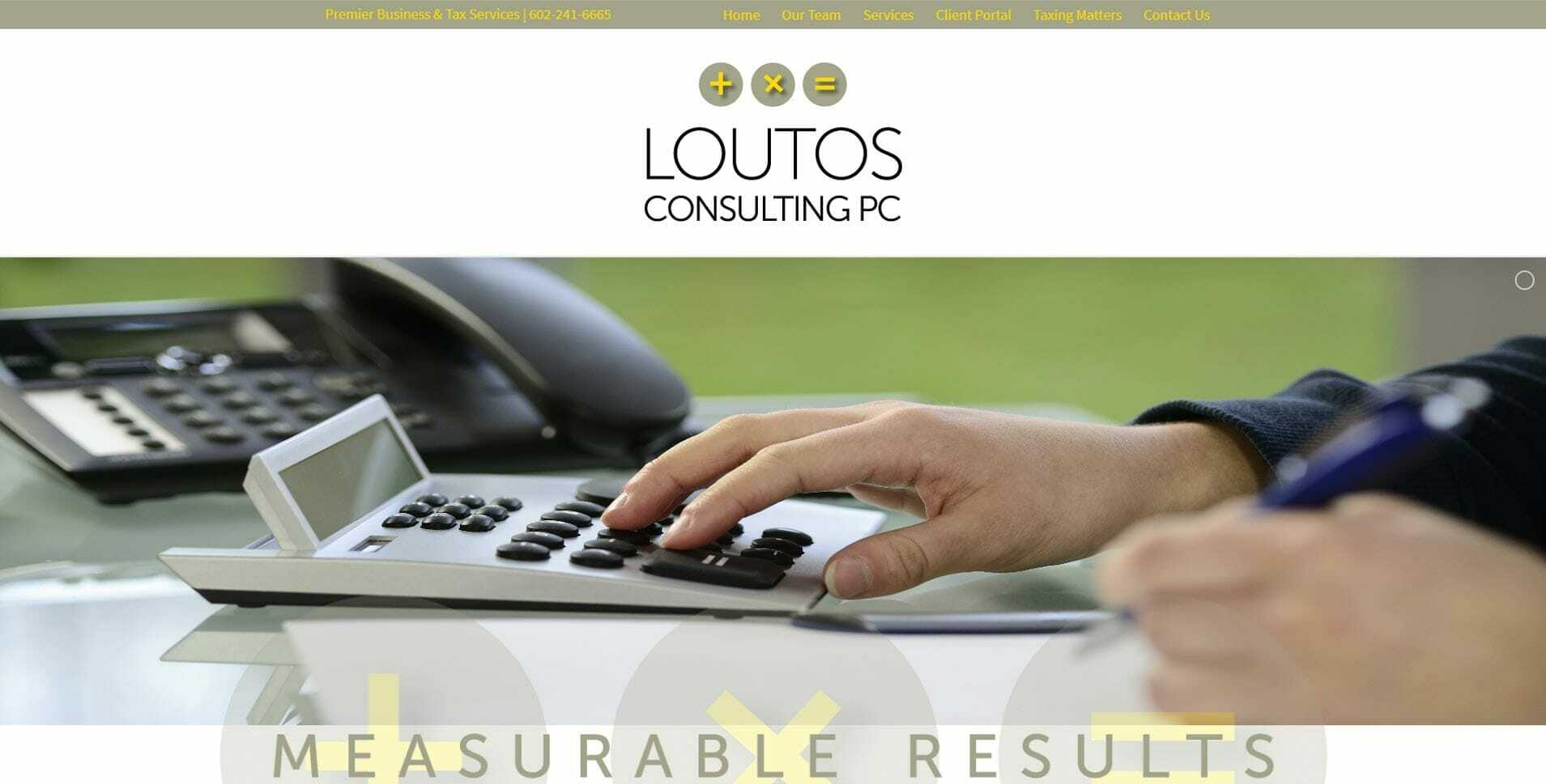Loutos Consulting PC