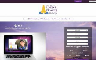 The Daily Lord's Prayer Challenge