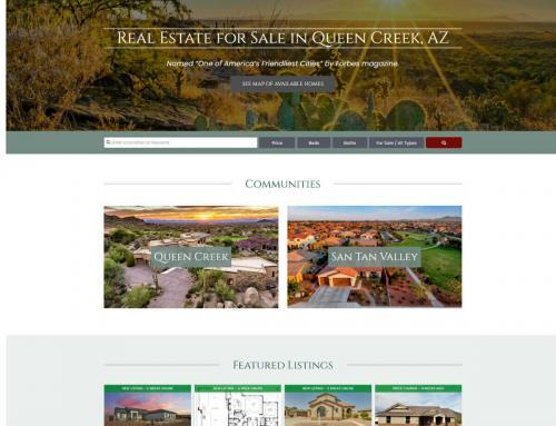 Realtor Queen Creek, Arizona